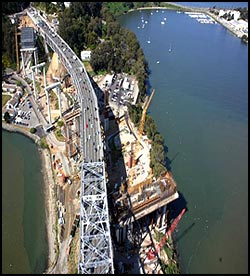 San Francisco-Oakland Bay Bridge Seismic Replacement Project