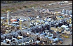 cabin gas plant